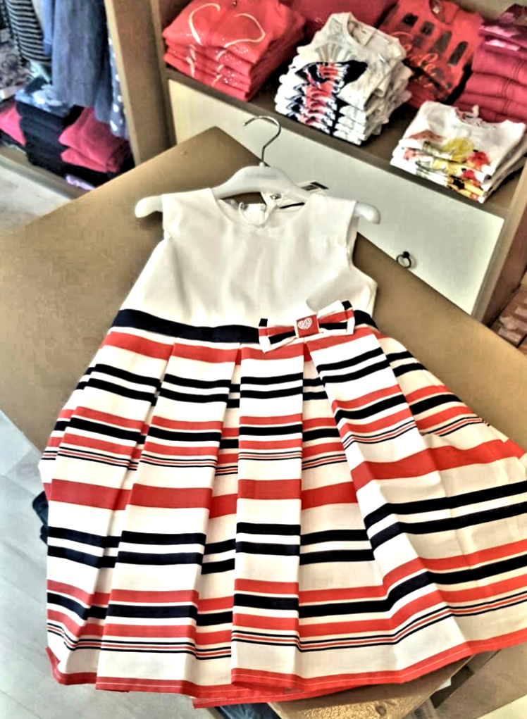 919cefbb1a1a Abito Sarabanda - Abbigliamento bambina ragazza - Sara Boutique Torino