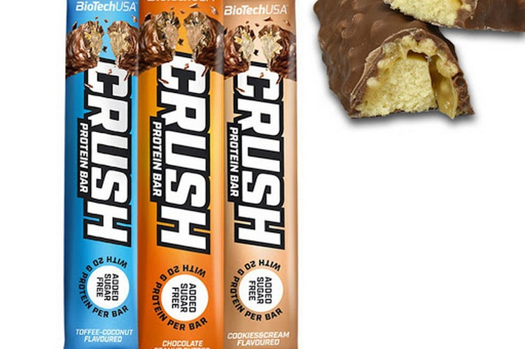 Crush bar