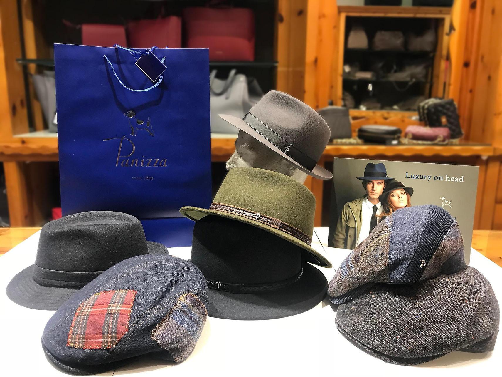 Collezione cappelli uomo Panizza ... 05ce53ee579c