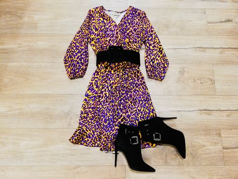 Dress animalier rinascimento