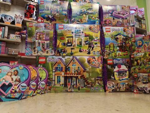 NUOVI LEGO FRIENDS