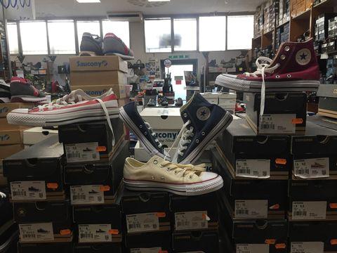 Negozi con prodotti All star a Torino