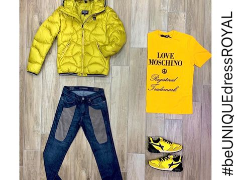 Yellow style ????